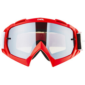O'Neal B-10 Goggles twoface red
